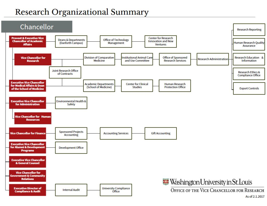 Research Organizational Summary
