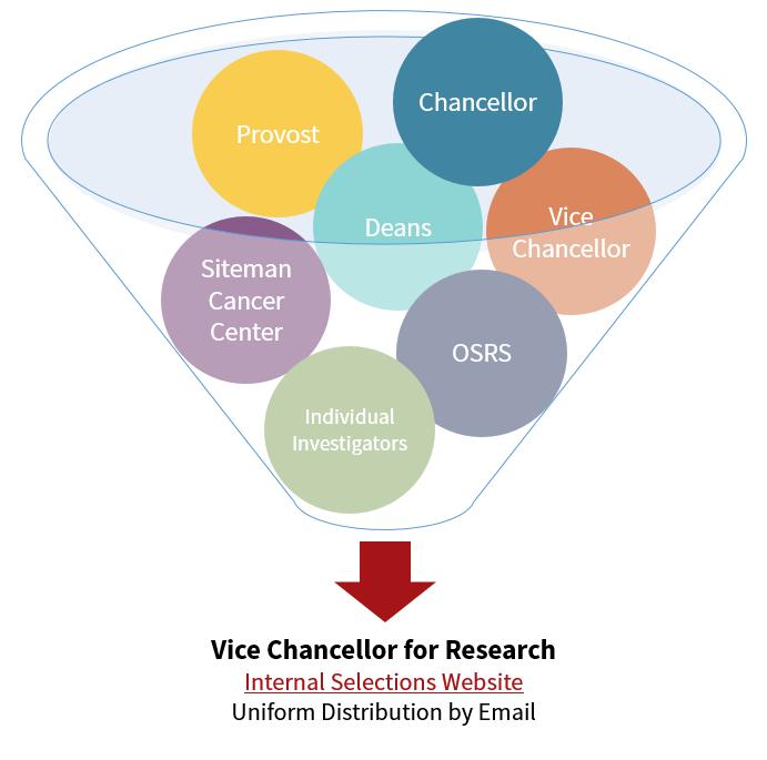 Internal Selections Process | Research | Washington University in St